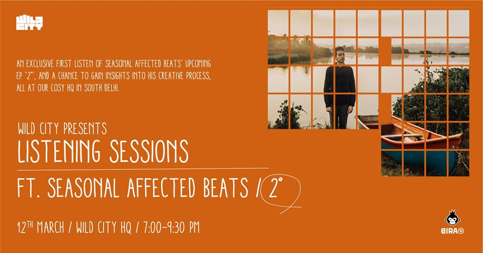 'Listening Sessions': Seasonal Affected Beats